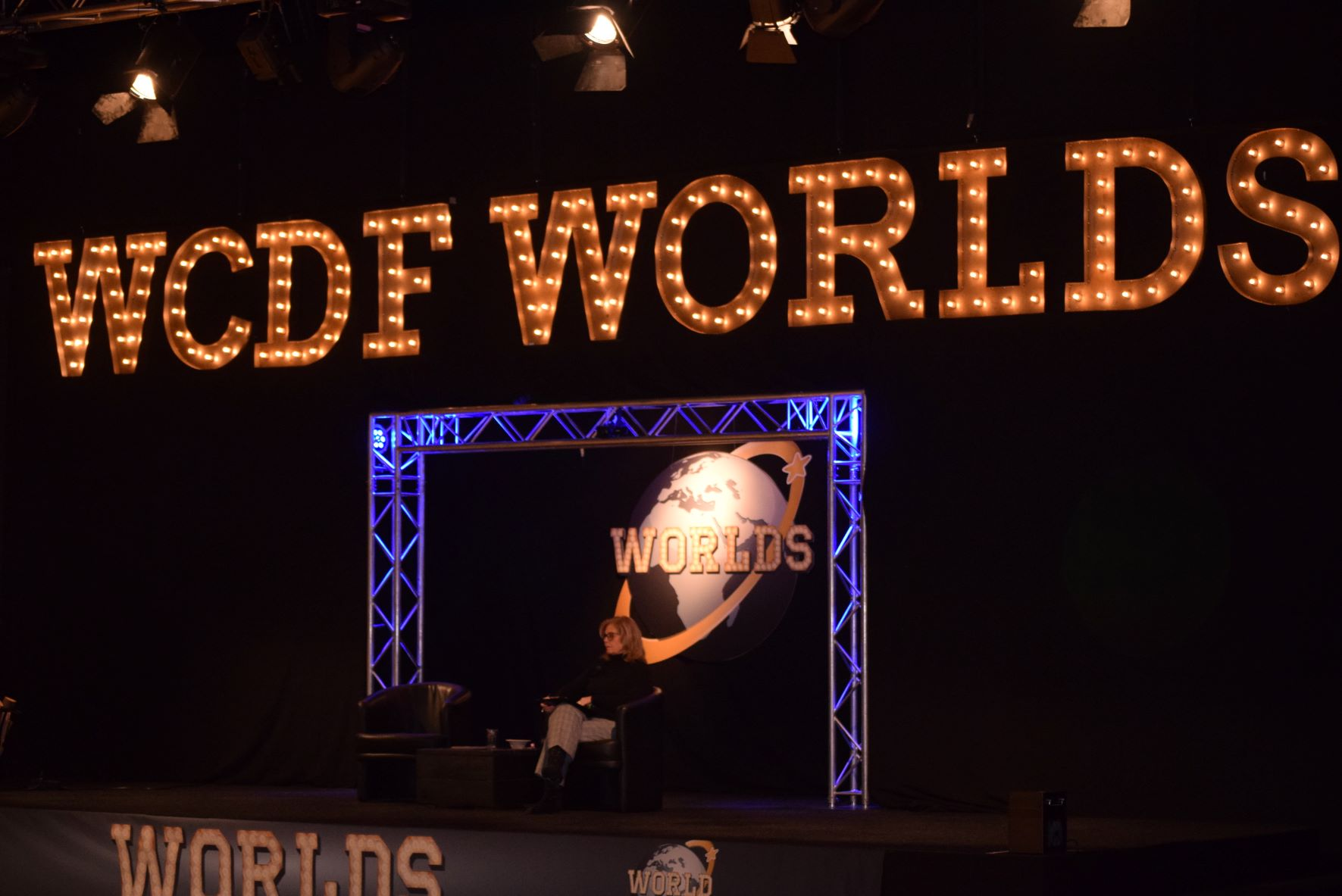 WORLDS IS BACK!